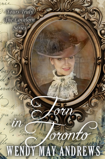 Torn in Toronto ebook cover