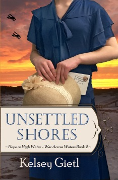 Unsettled Shores Cover - Front